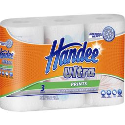 Photo of Handee Ultra Fresco 3pk