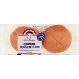 Photo of Brioche Buns Burger 4pk 200gm