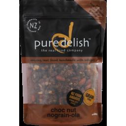 Photo of Pure Delish Cereal Chocolate Nut Nograin Ola 400g