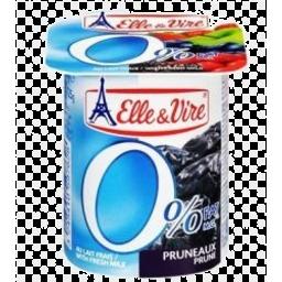 Photo of Elle & Vire 0% Fat Prune