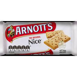 Photo of Arnotts Nice 250g