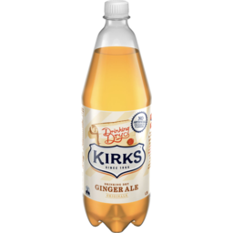 Photo of Kirks Drinking Dry Ginger Ale 1.25L