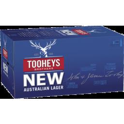 Photo of Tooheys New 24 X 375ml Bottle Carton