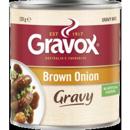 Photo of Gravox Gravy Can Brown Onion 120g