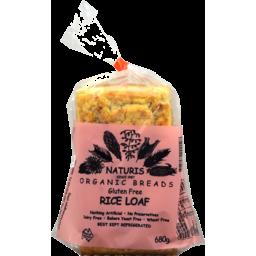 Photo of Naturis Gluten Free Rice Loaf 680g