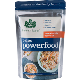 Photo of Brookfarm Paleo Macadamia Powerfood 330gm