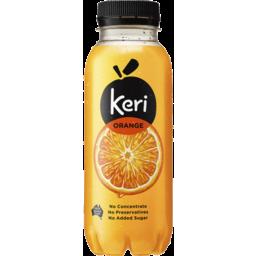 Photo of Keri Fruity Orange Pet Bottles