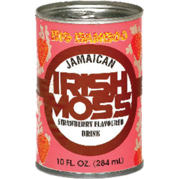 Photo of Big Bamboo Irish Moss Strawberry
