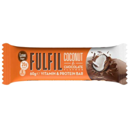 Photo of Fulfil Coconut Choc Bar 60gm