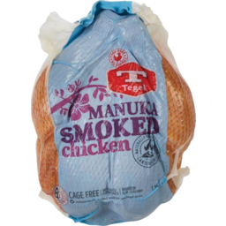 Photo of Tegel Smoked Chicken 1.1kg