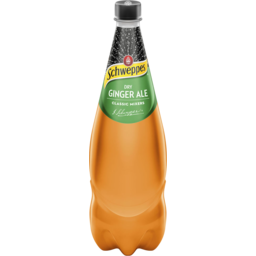 Photo of Schweppes Mixers 1.1l Dry Ginger Ale