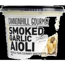 Photo of Cannon Hill Mayonnaise Smoked Garlic Aioli 240g