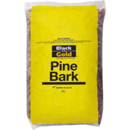 Photo of Black And Gold Pine Bark 25lt