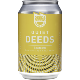 Photo of Quiet Deeds Sawtooth Kettle Sour Can