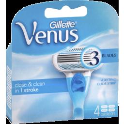 Photo of Gillette Venus Cartridge 4pk