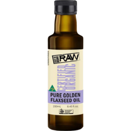 Photo of Every Bit Organic  Oil – Flaxseed (Pure Golden)