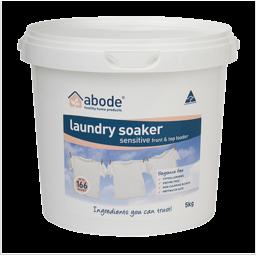 Photo of Abode Laundry Soaker - Fragrance Free 5kg