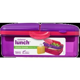 Photo of Sistema Quaddie Lunchbox 1.5l