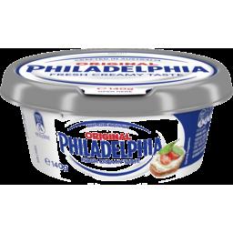 Photo of Philadelphia Spreadable Cream Cheese Original 140g