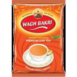 Photo of Wagh Bakri Tea 1kg - Pouch