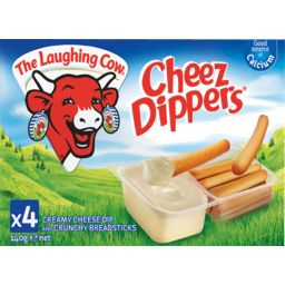 Photo of The Laughing Cow Cheez Dippers 4 Pack