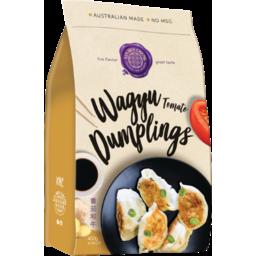 Photo of Xin Hua Cheng Frozen Dumplings – Wagyu Tomato (16 pieces)
