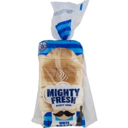 Photo of Mighty Fresh Bread White Toast 600g