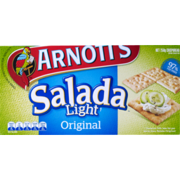 Photo of Arnotts Salada 97% Fat Free 250g