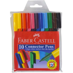 Photo of Faber Castell Conectr Pen 10pk