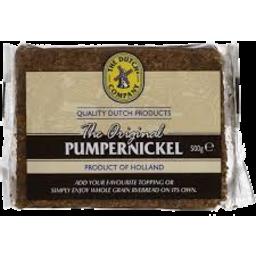 Photo of The Dutch Co. Pumpernickel 500g