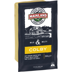 Photo of Mainland Colby Cheese 250 G