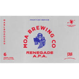 Photo of Moa Renegade APA Cans 6 Pack