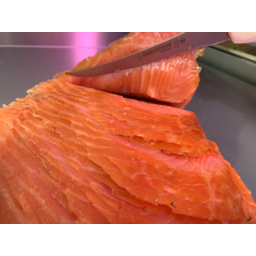 Photo of Ashmores Cold Smoked Salmon R/W Sides