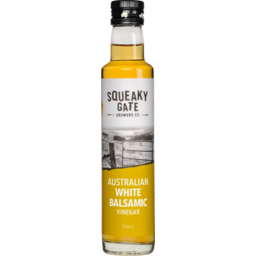 Photo of Squeaky Gate Australian White Balsamic Vinegar 250ml