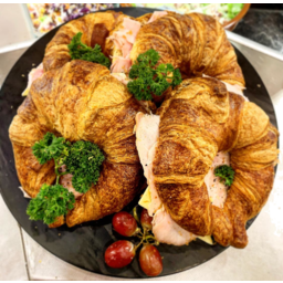 Photo of Ham & Cheese croissants- 4 pack