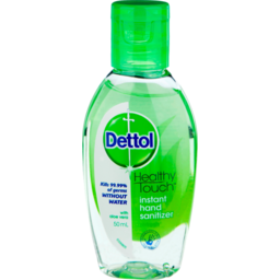 Photo of Dettol Healthy Touch Instant Hand Sanitizer 50ml