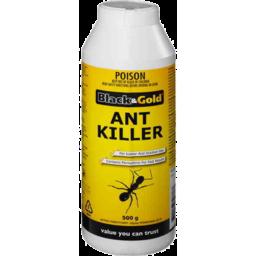 Photo of Black & Gold Ant Killer 500gm