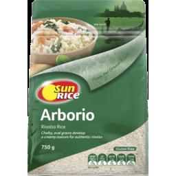 Photo of Sunrice Arborio Risotto Rice 750g