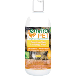 Photo of Pet Sensitive & Allergy Wash 1l