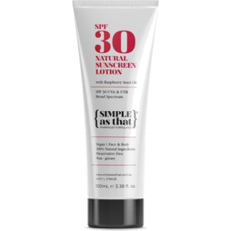 Photo of {Simple As That} Natural Sunscreen - SPF30