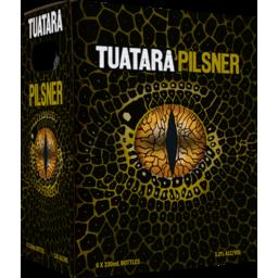 Photo of Tuatara Pilsner 330ml Bottles 6 Pack