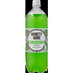 Photo of Ninety Nine 99% Sugar Free Lime 1.5L