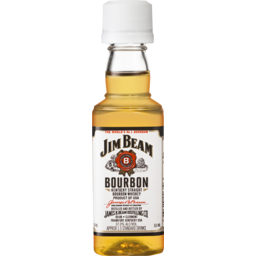 Photo of Jim Beam White Bourbon Min