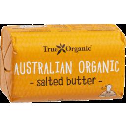Photo of True Organic Butter - Salted (Australian)
