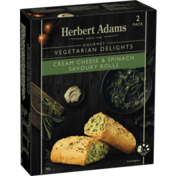 Photo of H/Adams Cheese/Spinach Rolls 2pk