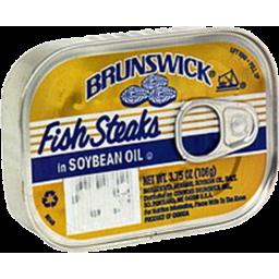 Photo of Brunswick Fish Steak In Oil