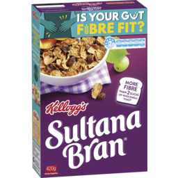 Photo of Kellogg's Sultana Bran Cereal 420g