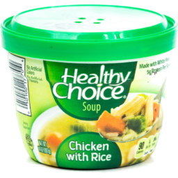 Photo of Healthy Choice Soup Chicken With Rice
