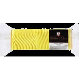 Photo of Your Bakery Cake Lemon 370gm