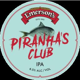 Photo of Emersons Piranah's Club Ipa 330ml